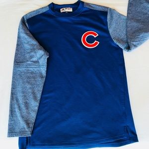 Chicago Cubs Majestic Long Sleeve - M